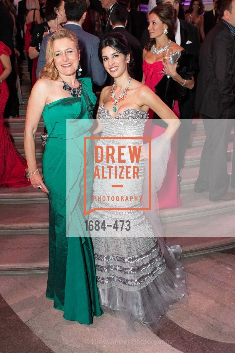 Esther Befrutos, Veronica Rivas-Tramontozzi, ENCORE! at San Francisco BALLET'S 2014 Season Opening Night Gala, US. US, January 22nd, 2014,Drew Altizer, Drew Altizer Photography, full-service event agency, private events, San Francisco photographer, photographer California