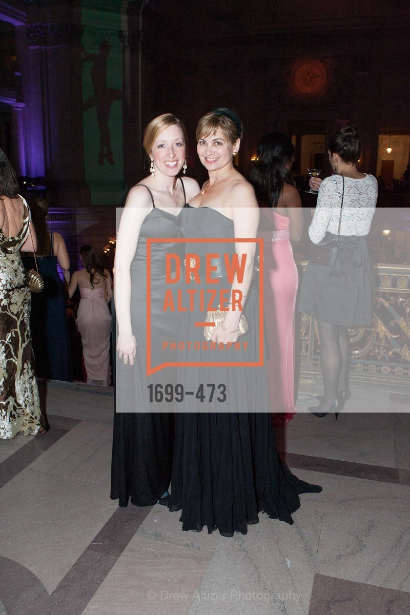 Amy Hagelin, Jane Burkhard, ENCORE! at San Francisco BALLET'S 2014 Season Opening Night Gala, US. US, January 22nd, 2014,Drew Altizer, Drew Altizer Photography, full-service event agency, private events, San Francisco photographer, photographer California