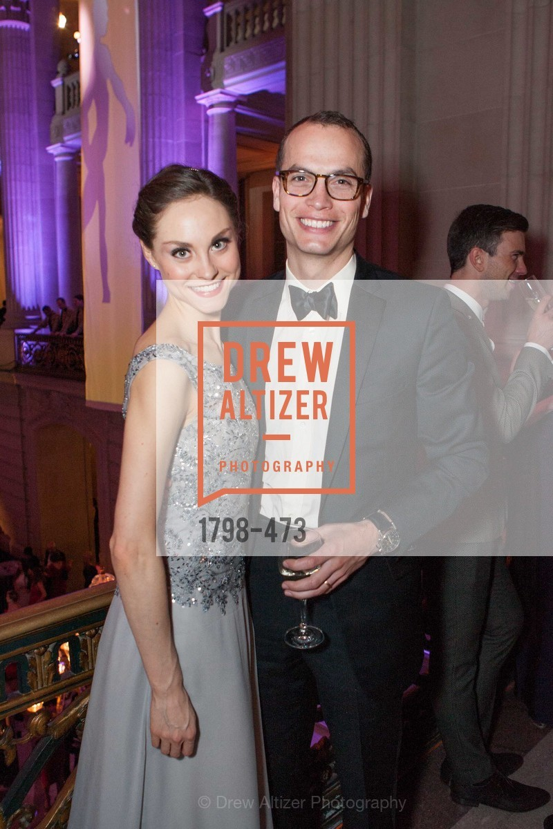 Grace Shibley, Paul Andrews, ENCORE! at San Francisco BALLET'S 2014 Season Opening Night Gala, US. US, January 22nd, 2014,Drew Altizer, Drew Altizer Photography, full-service agency, private events, San Francisco photographer, photographer california
