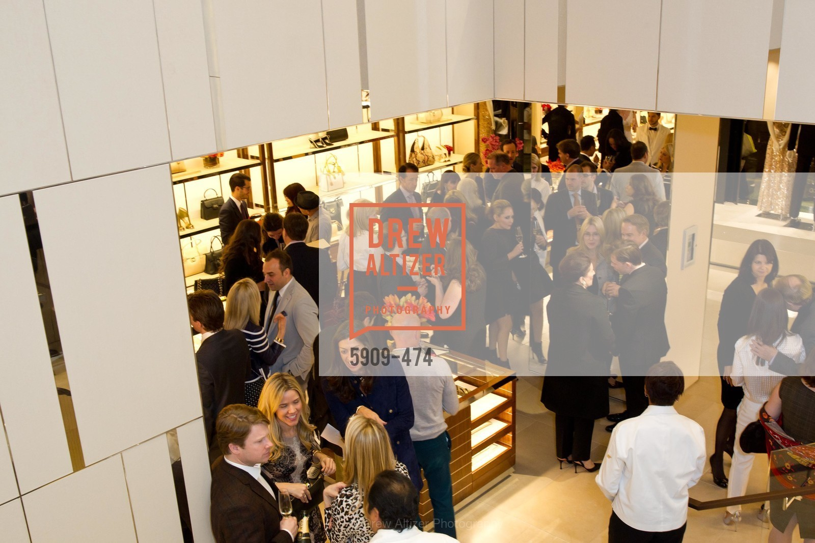 Atmosphere, SALVATORE FERRAGAMO San Francisco Re-Opening, US. US, January 23rd, 2014,Drew Altizer, Drew Altizer Photography, full-service agency, private events, San Francisco photographer, photographer california