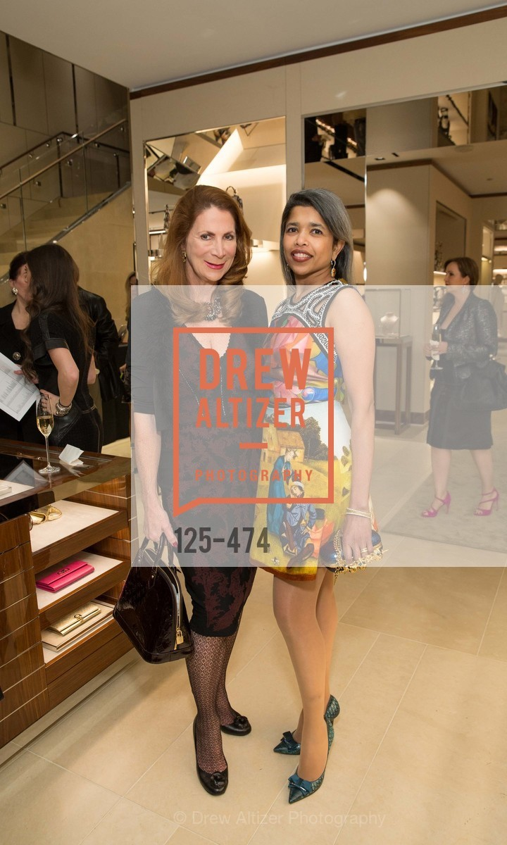 Patricia Ferrin Loucks, Deepa Pakianathan, SALVATORE FERRAGAMO San Francisco Re-Opening, US. US, January 23rd, 2014,Drew Altizer, Drew Altizer Photography, full-service agency, private events, San Francisco photographer, photographer california