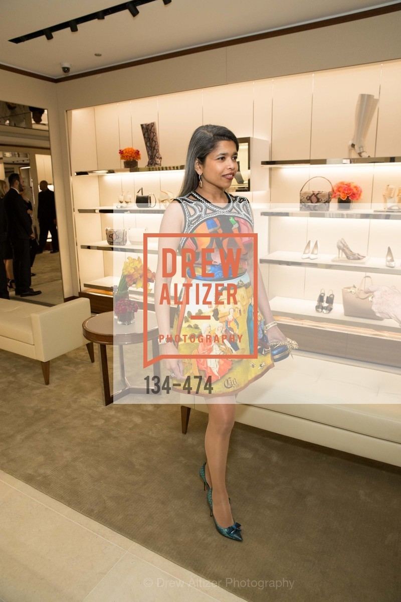 Deepa Pakianathan, SALVATORE FERRAGAMO San Francisco Re-Opening, US. US, January 23rd, 2014,Drew Altizer, Drew Altizer Photography, full-service agency, private events, San Francisco photographer, photographer california