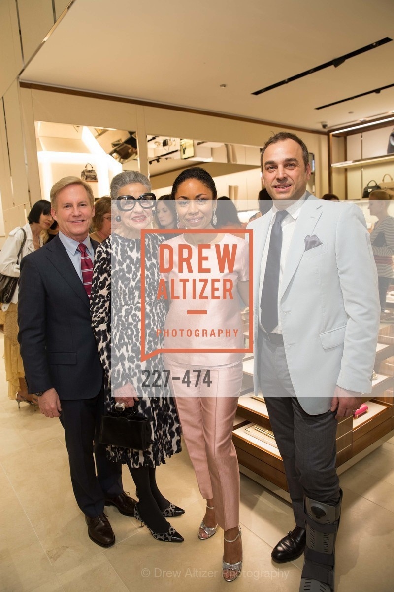 Peter Christman, Joy Venturini Bianchi, Tanya Powell, SALVATORE FERRAGAMO San Francisco Re-Opening, US. US, January 23rd, 2014,Drew Altizer, Drew Altizer Photography, full-service agency, private events, San Francisco photographer, photographer california