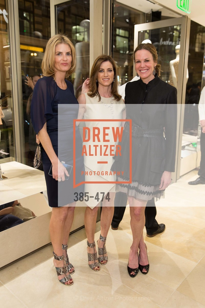 Vandy Boudreau, Carol Bonnie, Leslie Thieriot, SALVATORE FERRAGAMO San Francisco Re-Opening, US. US, January 23rd, 2014,Drew Altizer, Drew Altizer Photography, full-service event agency, private events, San Francisco photographer, photographer California