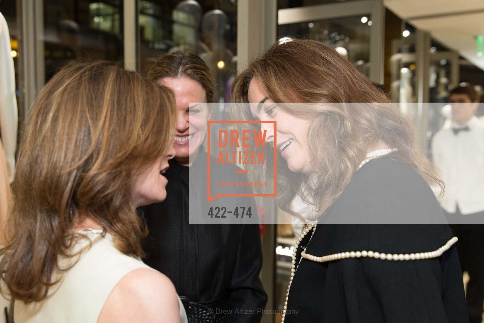 Carol Bonnie, Leslie Thieriot, Alexis Traina, SALVATORE FERRAGAMO San Francisco Re-Opening, US. US, January 23rd, 2014,Drew Altizer, Drew Altizer Photography, full-service event agency, private events, San Francisco photographer, photographer California