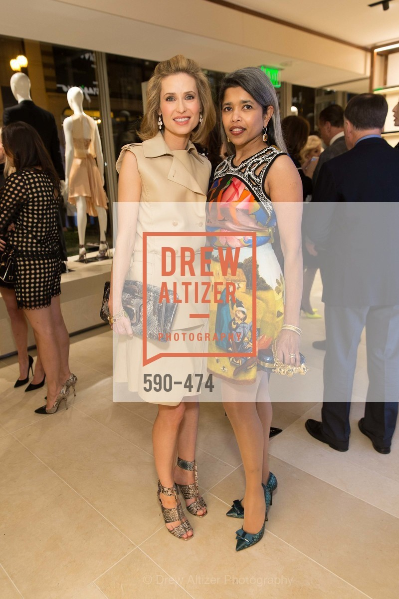 Kate Harbin, Deepa Pakianathan, SALVATORE FERRAGAMO San Francisco Re-Opening, US. US, January 23rd, 2014,Drew Altizer, Drew Altizer Photography, full-service agency, private events, San Francisco photographer, photographer california