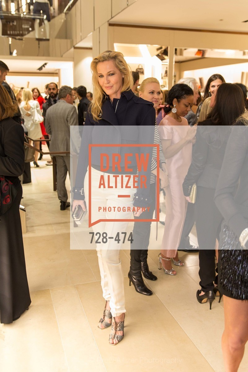 Connie Nielsen, SALVATORE FERRAGAMO San Francisco Re-Opening, US. US, January 23rd, 2014,Drew Altizer, Drew Altizer Photography, full-service event agency, private events, San Francisco photographer, photographer California