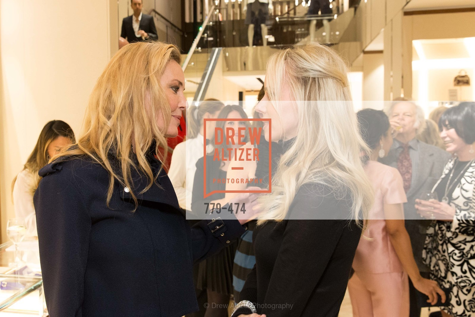 Connie Nielsen, Vanessa Getty, SALVATORE FERRAGAMO San Francisco Re-Opening, US. US, January 23rd, 2014,Drew Altizer, Drew Altizer Photography, full-service agency, private events, San Francisco photographer, photographer california