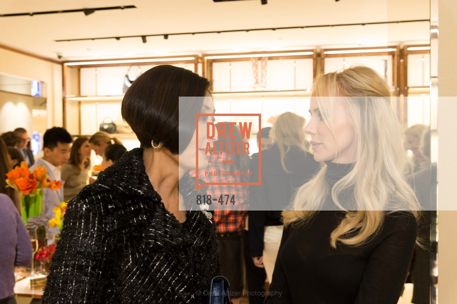 Yurie Pascarella, Vanessa Getty, SALVATORE FERRAGAMO San Francisco Re-Opening, US. US, January 23rd, 2014,Drew Altizer, Drew Altizer Photography, full-service agency, private events, San Francisco photographer, photographer california