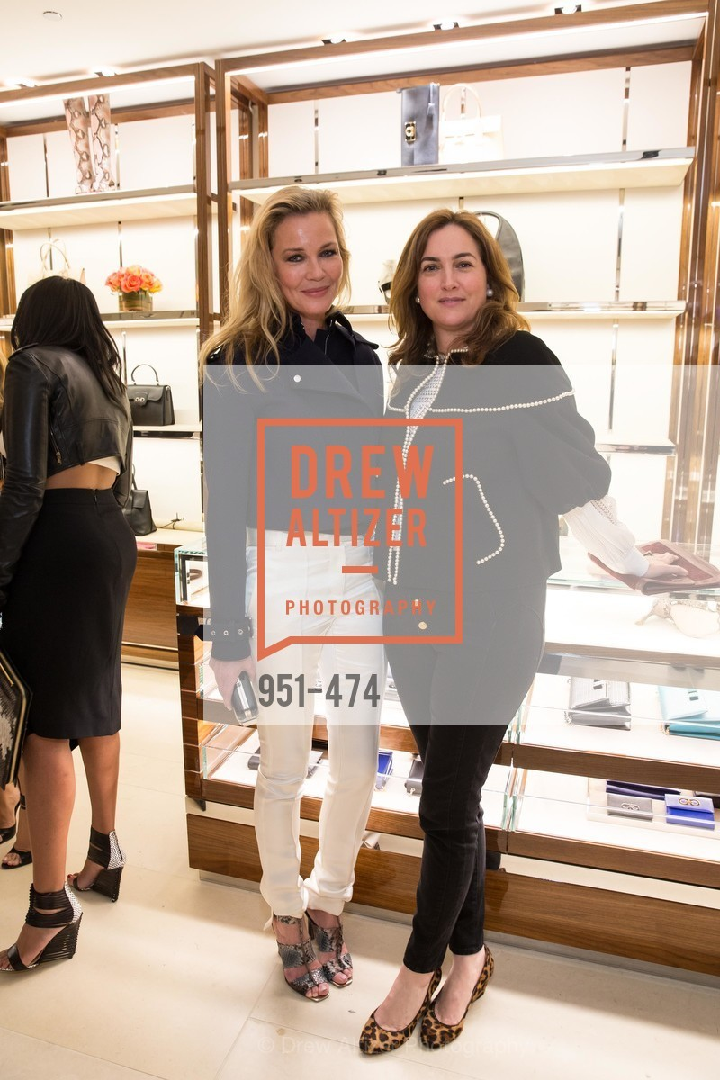 Connie Nielsen, Alexis Traina, SALVATORE FERRAGAMO San Francisco Re-Opening, US. US, January 23rd, 2014,Drew Altizer, Drew Altizer Photography, full-service agency, private events, San Francisco photographer, photographer california