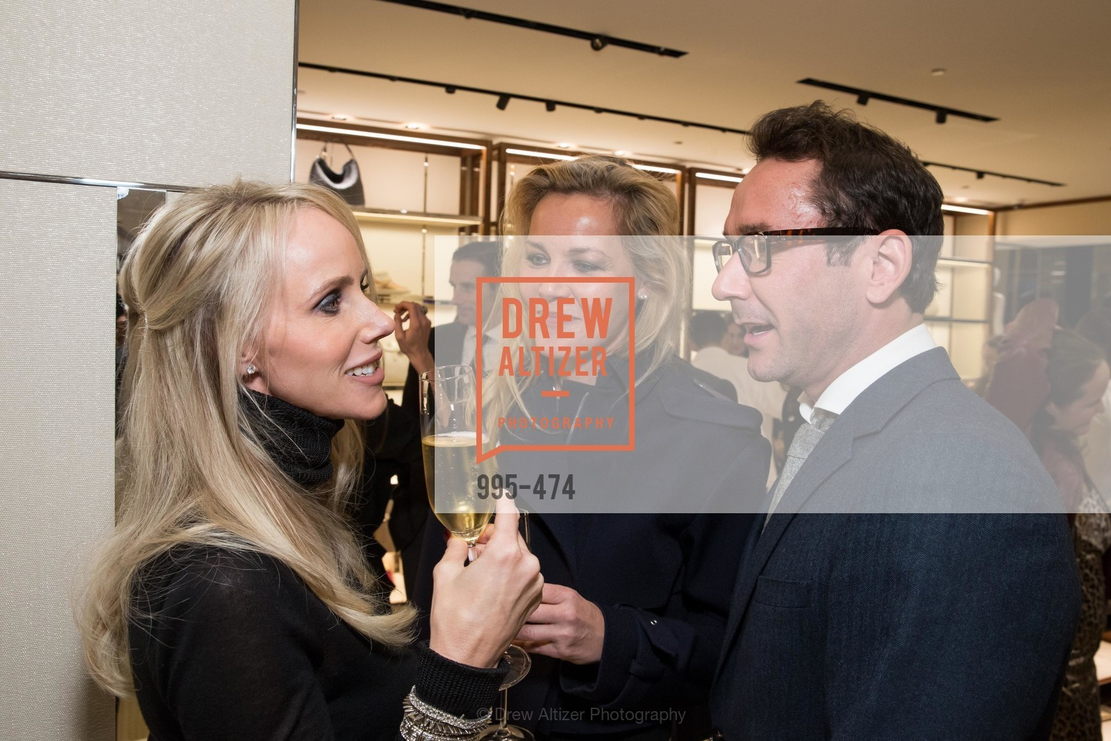 Vanessa Getty, Connie Nielsen, Damian Smith, SALVATORE FERRAGAMO San Francisco Re-Opening, US. US, January 23rd, 2014,Drew Altizer, Drew Altizer Photography, full-service event agency, private events, San Francisco photographer, photographer California