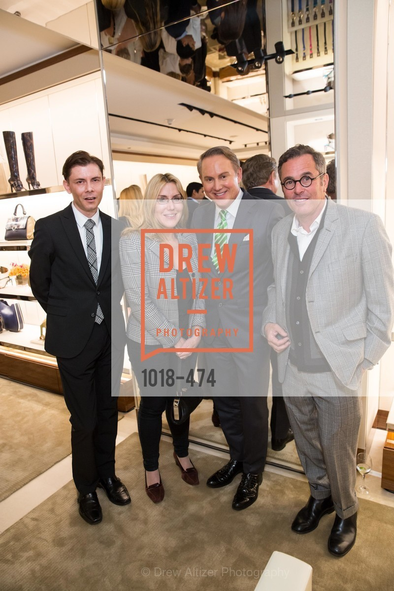 Joel Goodrich, Ricky Serbin, SALVATORE FERRAGAMO San Francisco Re-Opening, US. US, January 23rd, 2014,Drew Altizer, Drew Altizer Photography, full-service agency, private events, San Francisco photographer, photographer california