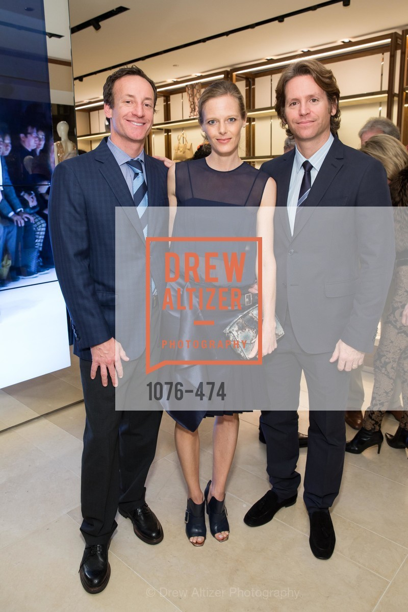 Todd Traina, Katie Traina, Trevor Traina, SALVATORE FERRAGAMO San Francisco Re-Opening, US. US, January 23rd, 2014,Drew Altizer, Drew Altizer Photography, full-service agency, private events, San Francisco photographer, photographer california