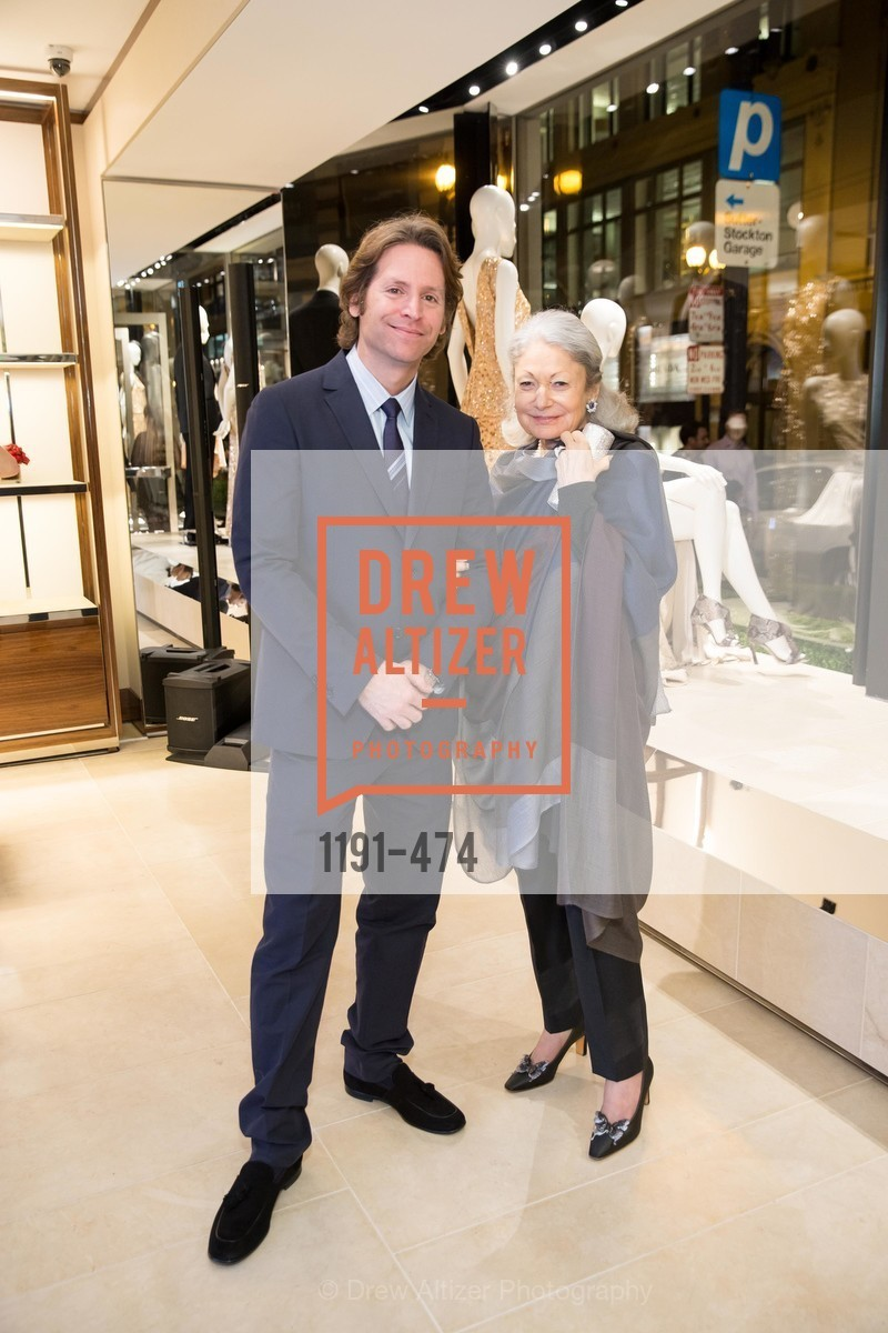 Trevor Traina, Denise Hale, SALVATORE FERRAGAMO San Francisco Re-Opening, US. US, January 23rd, 2014,Drew Altizer, Drew Altizer Photography, full-service agency, private events, San Francisco photographer, photographer california