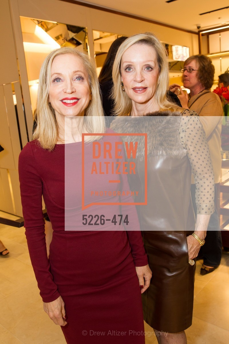 Shelley Gordon, Barbara Brown, SALVATORE FERRAGAMO San Francisco Re-Opening, US. US, January 23rd, 2014,Drew Altizer, Drew Altizer Photography, full-service agency, private events, San Francisco photographer, photographer california
