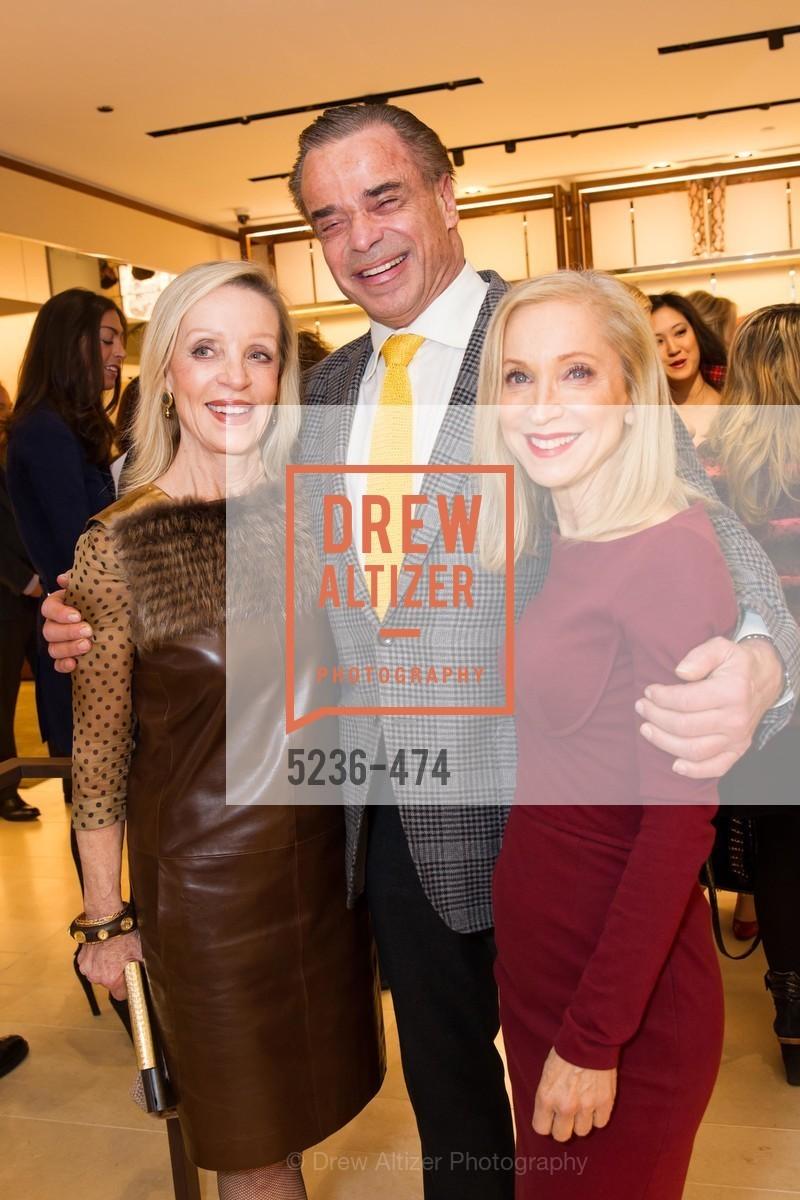Barbara Brown, Boaz Mazor, Shelley Gordon, Photo #5236-474