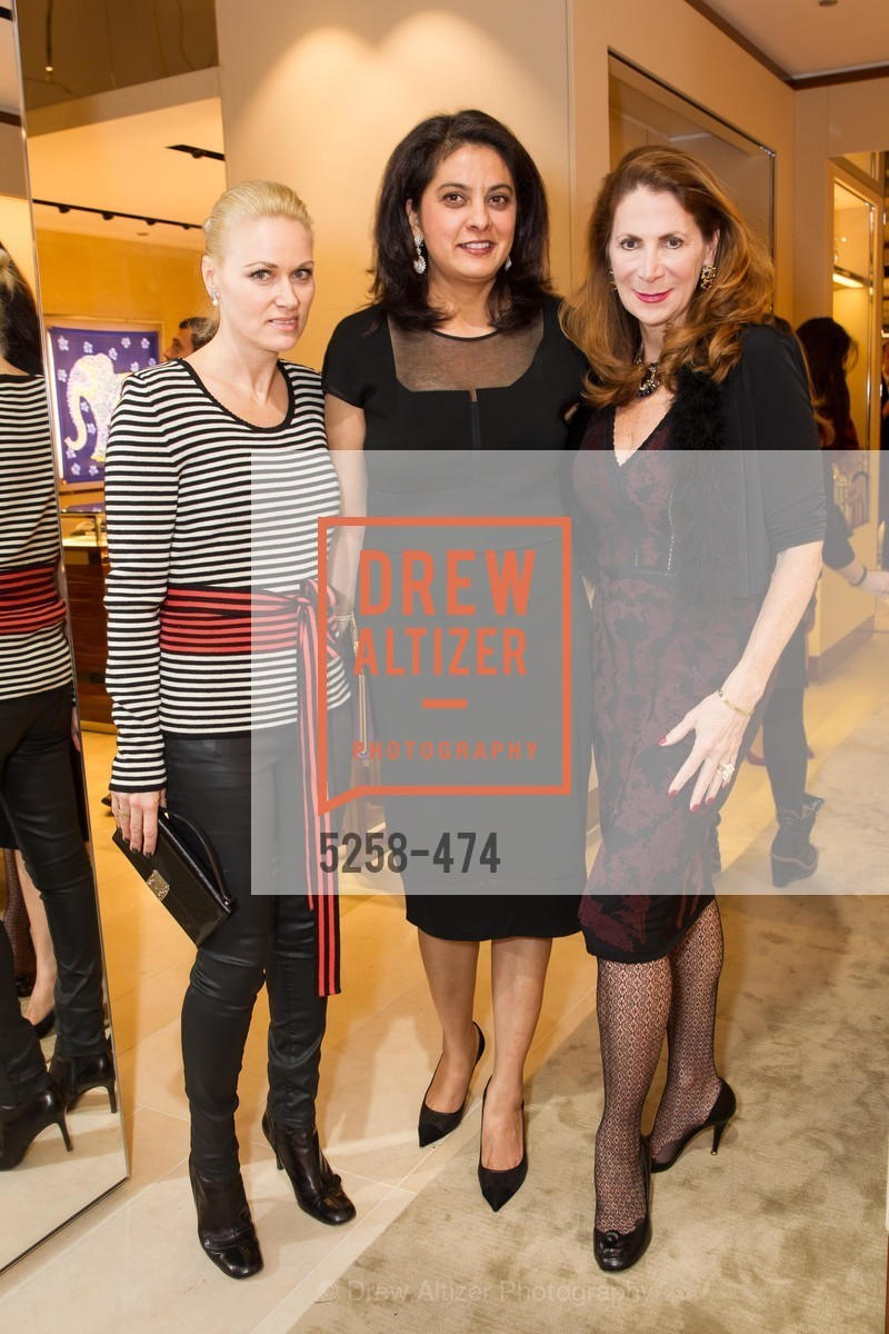 Maria Ralph, Nona Rai, Patricia Ferrin Loucks, SALVATORE FERRAGAMO San Francisco Re-Opening, US. US, January 23rd, 2014,Drew Altizer, Drew Altizer Photography, full-service agency, private events, San Francisco photographer, photographer california