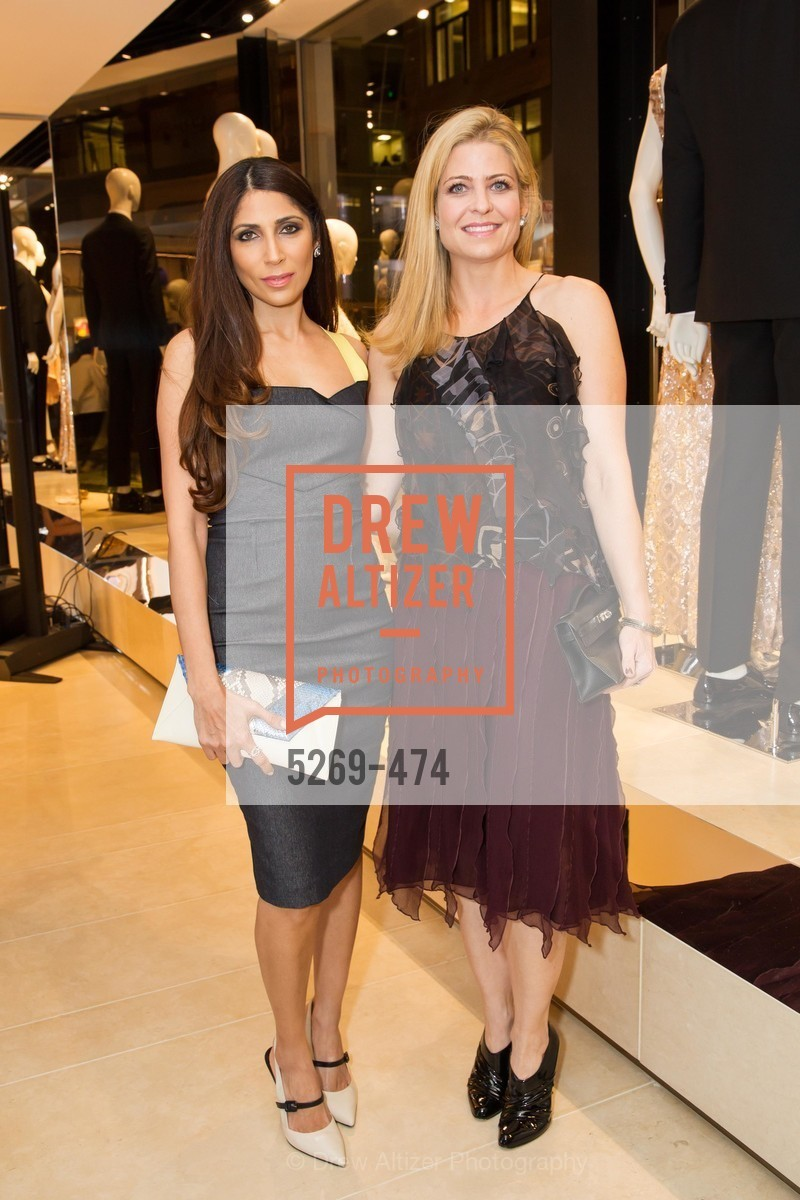 Sobia Shaikh, Jenna Hunt, SALVATORE FERRAGAMO San Francisco Re-Opening, US. US, January 23rd, 2014,Drew Altizer, Drew Altizer Photography, full-service agency, private events, San Francisco photographer, photographer california