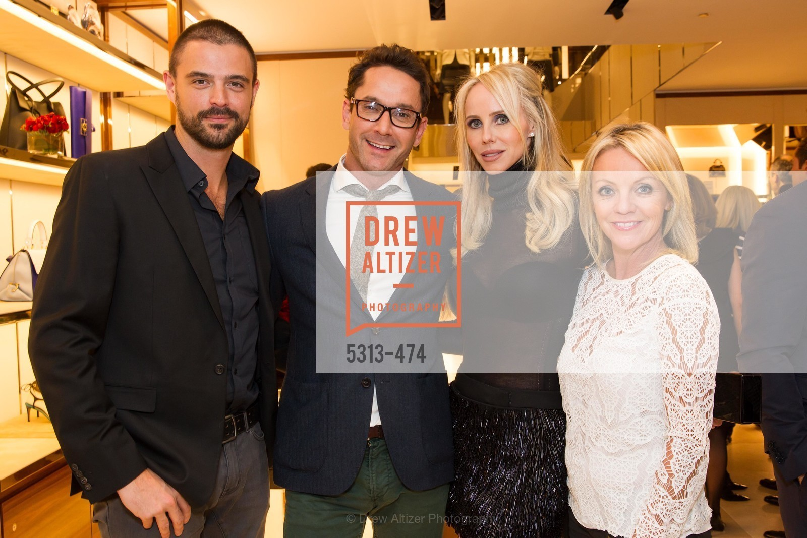 John Gidding, Damian Smith, Vanessa Getty, Angie Silvy, Photo #5313-474