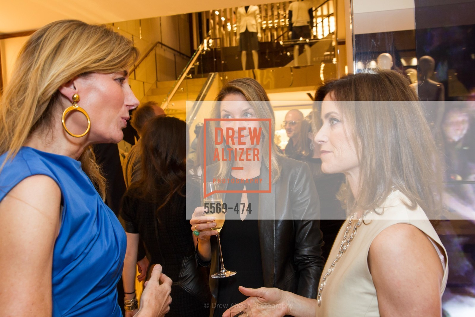 Susan Dunlevy, Carol Bonnie, SALVATORE FERRAGAMO San Francisco Re-Opening, US. US, January 23rd, 2014,Drew Altizer, Drew Altizer Photography, full-service agency, private events, San Francisco photographer, photographer california