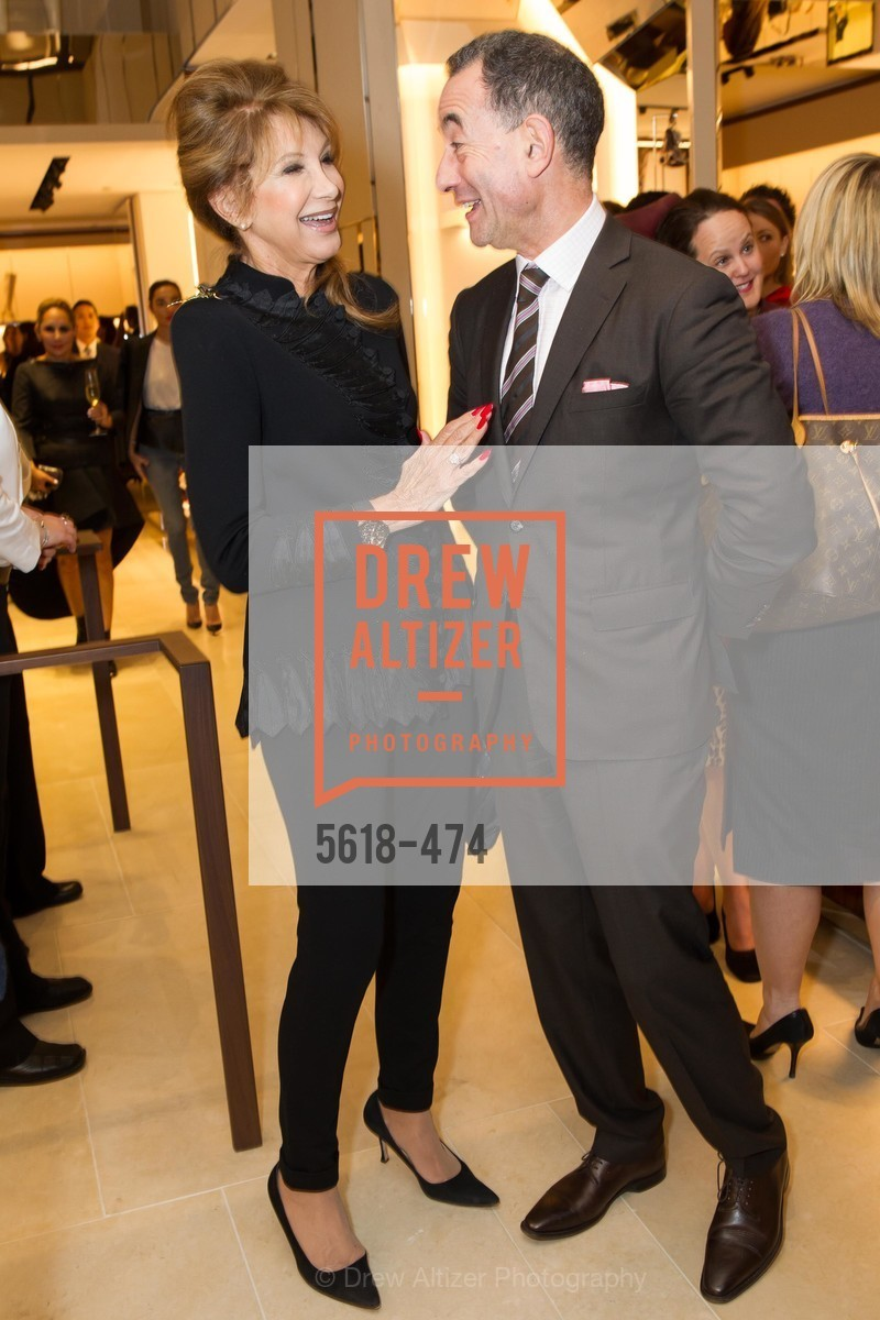 Lonna Wais, Colin Bailey, SALVATORE FERRAGAMO San Francisco Re-Opening, US. US, January 23rd, 2014,Drew Altizer, Drew Altizer Photography, full-service agency, private events, San Francisco photographer, photographer california