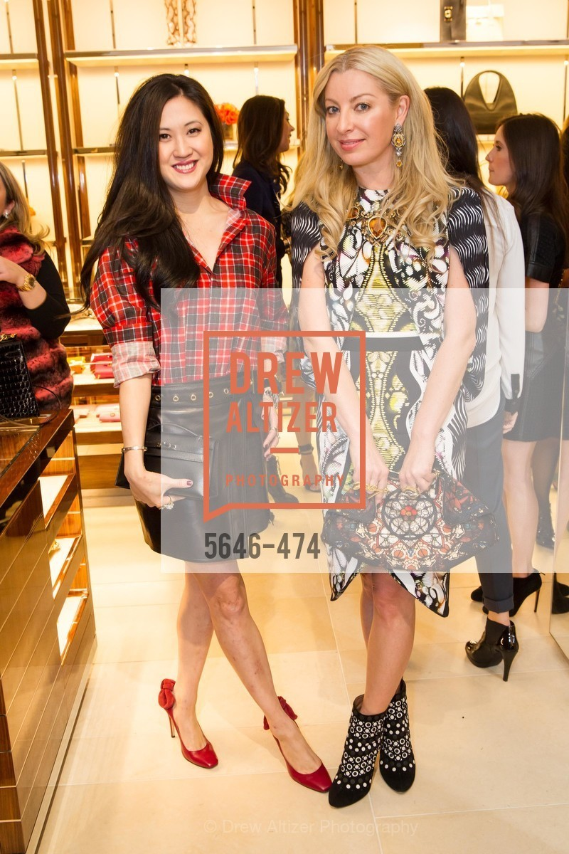 Jessica Hon, Sonya Molodetskaya, SALVATORE FERRAGAMO San Francisco Re-Opening, US. US, January 23rd, 2014,Drew Altizer, Drew Altizer Photography, full-service agency, private events, San Francisco photographer, photographer california