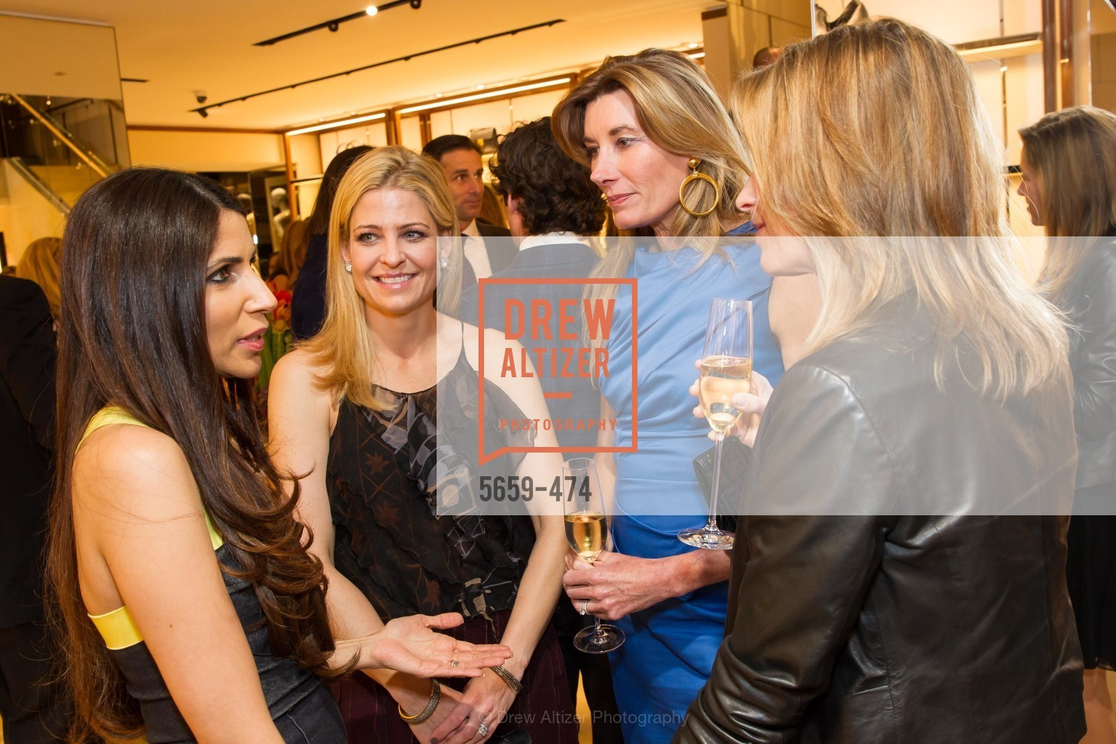 Sobia Shaikh, Jenna Hunt, Susan Dunlevy, SALVATORE FERRAGAMO San Francisco Re-Opening, US. US, January 23rd, 2014,Drew Altizer, Drew Altizer Photography, full-service agency, private events, San Francisco photographer, photographer california