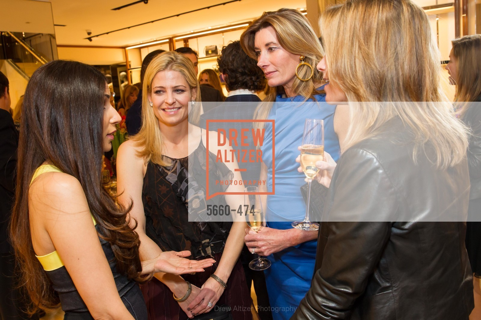 Sobia Shaikh, Jenna Hunt, Susan Dunlevy, SALVATORE FERRAGAMO San Francisco Re-Opening, US. US, January 23rd, 2014,Drew Altizer, Drew Altizer Photography, full-service event agency, private events, San Francisco photographer, photographer California