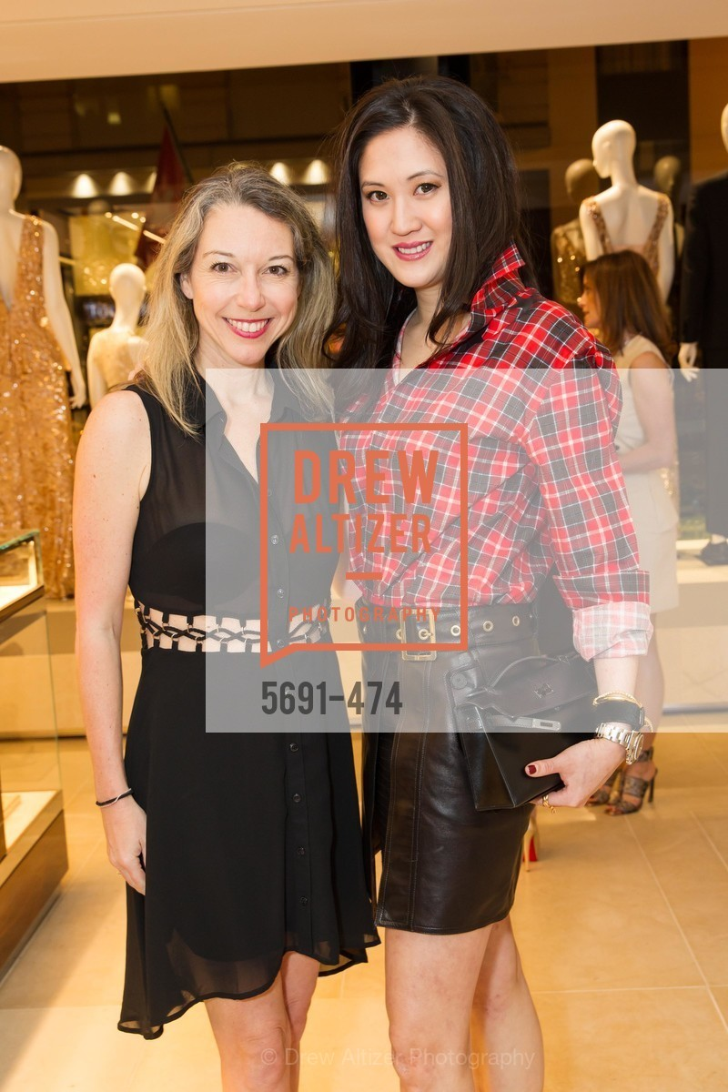 Alexandra Skillman, Jessica Hon, SALVATORE FERRAGAMO San Francisco Re-Opening, US. US, January 23rd, 2014,Drew Altizer, Drew Altizer Photography, full-service agency, private events, San Francisco photographer, photographer california