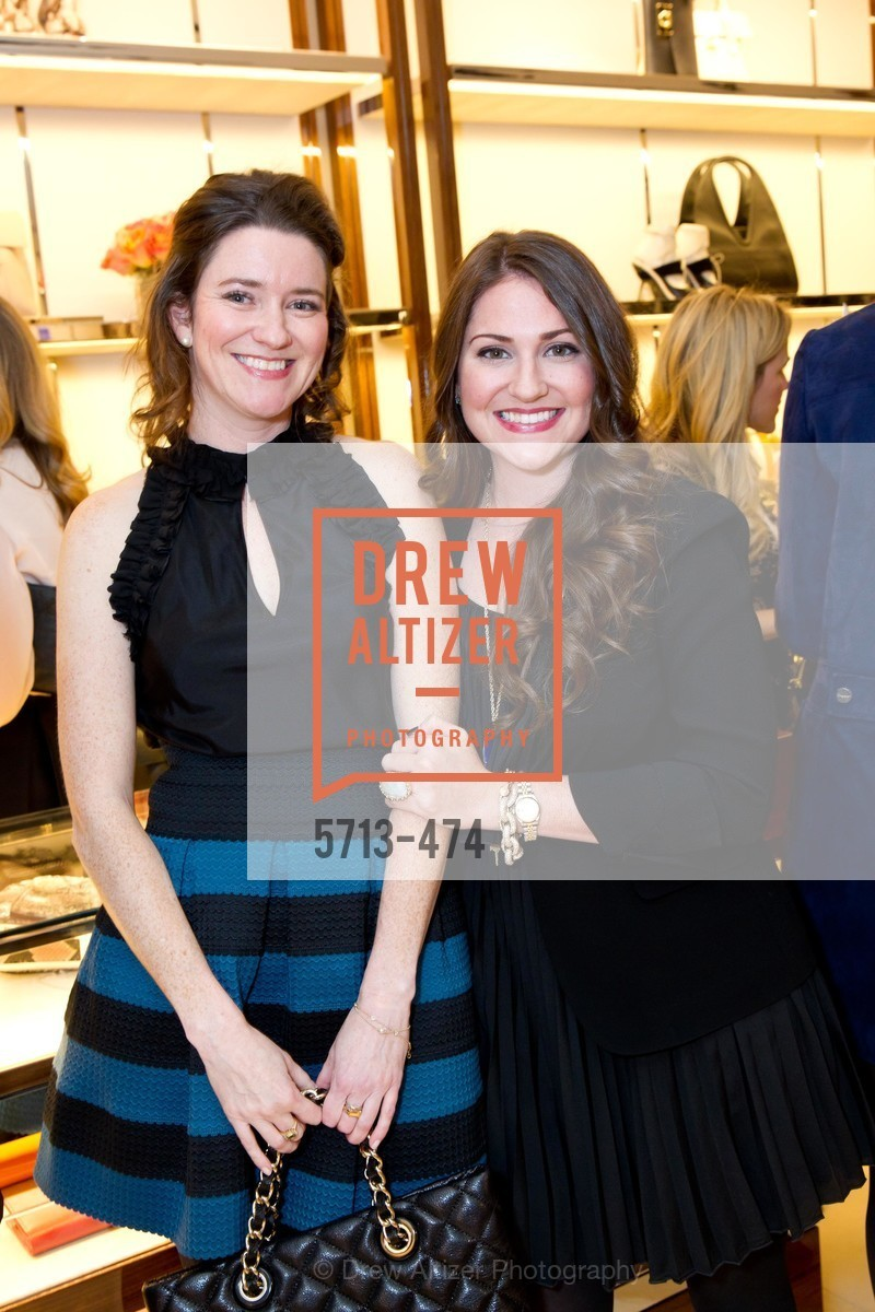 Kirsten Strobel, McCall Harwell, SALVATORE FERRAGAMO San Francisco Re-Opening, US. US, January 23rd, 2014,Drew Altizer, Drew Altizer Photography, full-service agency, private events, San Francisco photographer, photographer california