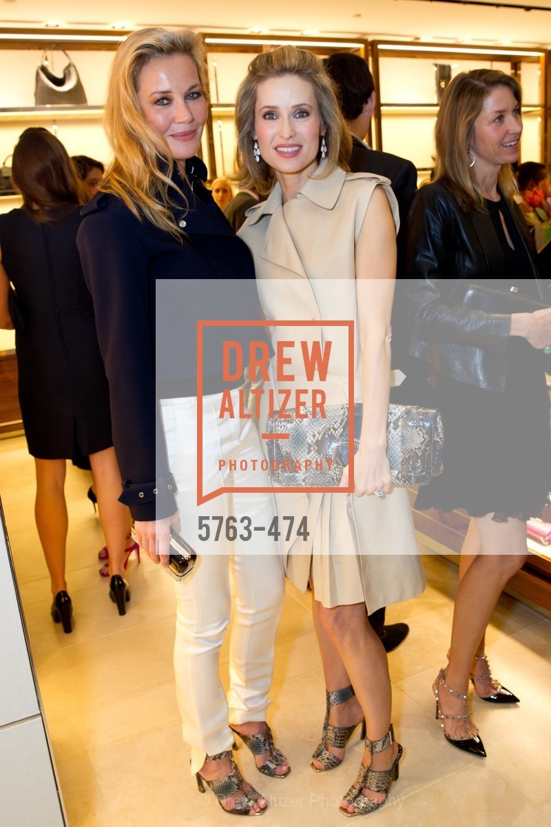 Connie Nielsen, Kate Harbin, SALVATORE FERRAGAMO San Francisco Re-Opening, US. US, January 23rd, 2014,Drew Altizer, Drew Altizer Photography, full-service agency, private events, San Francisco photographer, photographer california