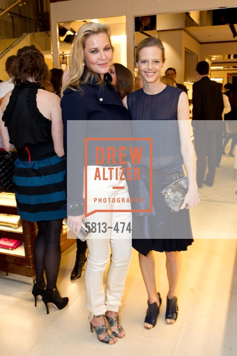 Connie Nielsen, Katie Traina, SALVATORE FERRAGAMO San Francisco Re-Opening, US. US, January 23rd, 2014,Drew Altizer, Drew Altizer Photography, full-service agency, private events, San Francisco photographer, photographer california