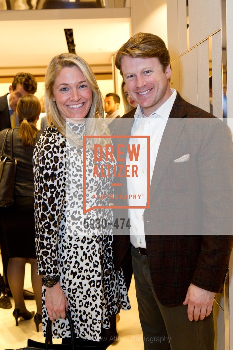 Ashley Knowlton, Robert Spotswood, SALVATORE FERRAGAMO San Francisco Re-Opening, US. US, January 23rd, 2014,Drew Altizer, Drew Altizer Photography, full-service agency, private events, San Francisco photographer, photographer california