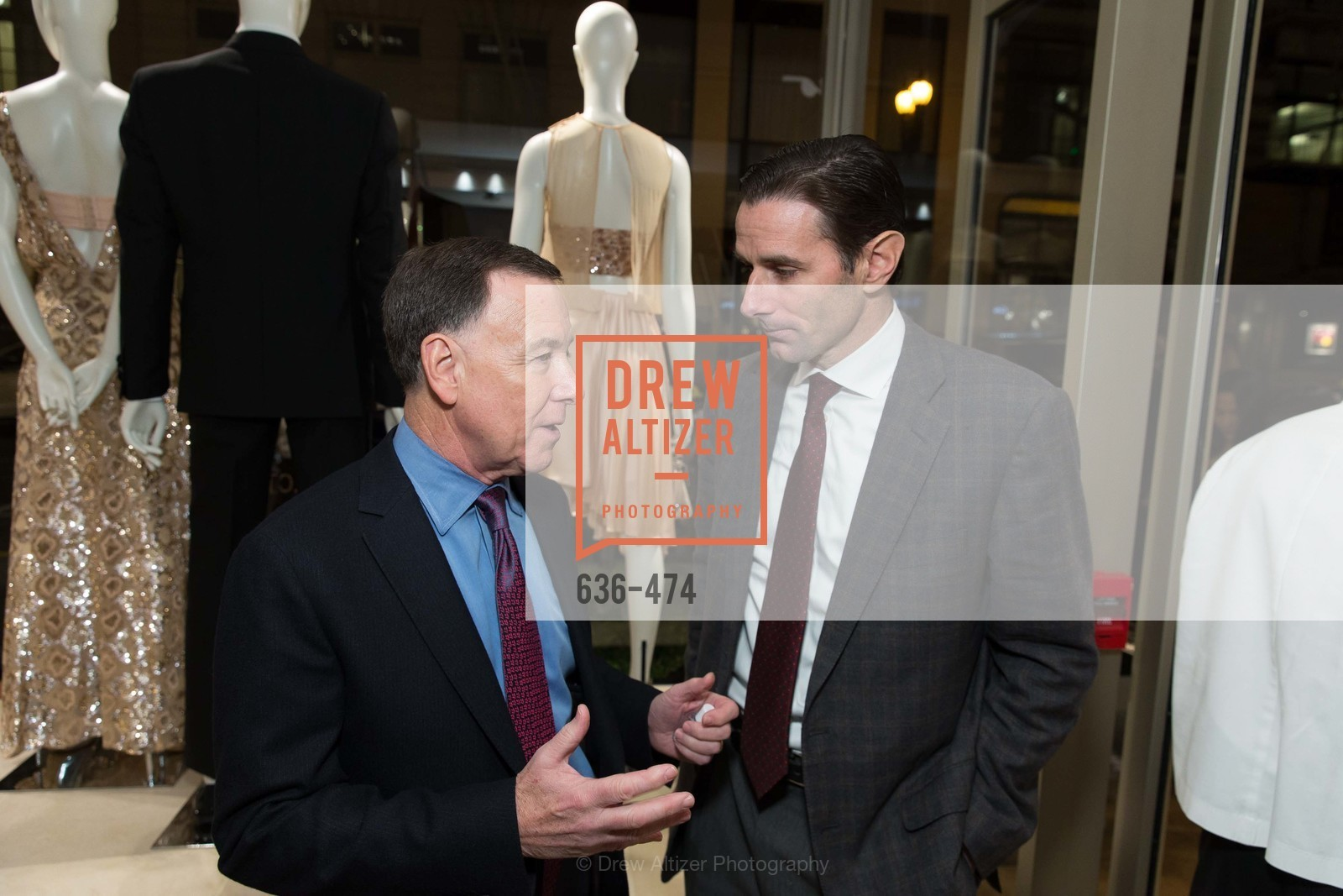 Carl Pascarella, Paul Pelosi, SALVATORE FERRAGAMO San Francisco Re-Opening, US. US, January 23rd, 2014,Drew Altizer, Drew Altizer Photography, full-service agency, private events, San Francisco photographer, photographer california