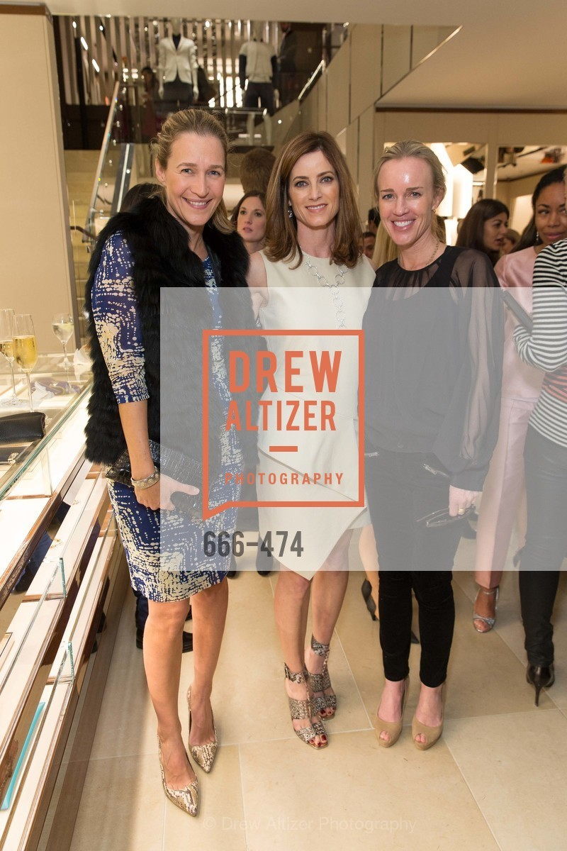 Nina Stanford, Carol Bonnie, Heidi Castelein, SALVATORE FERRAGAMO San Francisco Re-Opening, US. US, January 23rd, 2014,Drew Altizer, Drew Altizer Photography, full-service agency, private events, San Francisco photographer, photographer california