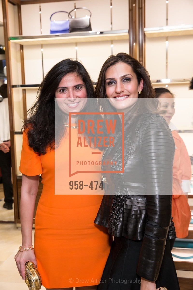 Minal Jethmal, Leyla Alhosseini, SALVATORE FERRAGAMO San Francisco Re-Opening, US. US, January 23rd, 2014,Drew Altizer, Drew Altizer Photography, full-service agency, private events, San Francisco photographer, photographer california