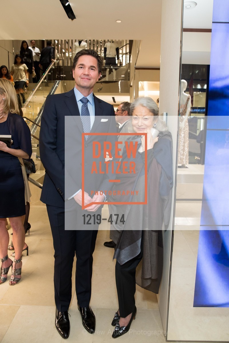 Alex Chases, Denise Hale, SALVATORE FERRAGAMO San Francisco Re-Opening, US. US, January 23rd, 2014,Drew Altizer, Drew Altizer Photography, full-service agency, private events, San Francisco photographer, photographer california