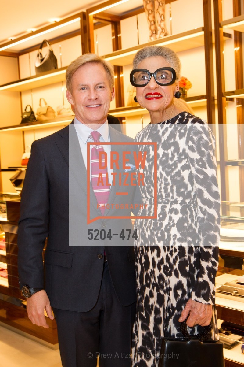 Peter Christman, Joy Venturini Bianchi, SALVATORE FERRAGAMO San Francisco Re-Opening, US. US, January 23rd, 2014,Drew Altizer, Drew Altizer Photography, full-service agency, private events, San Francisco photographer, photographer california