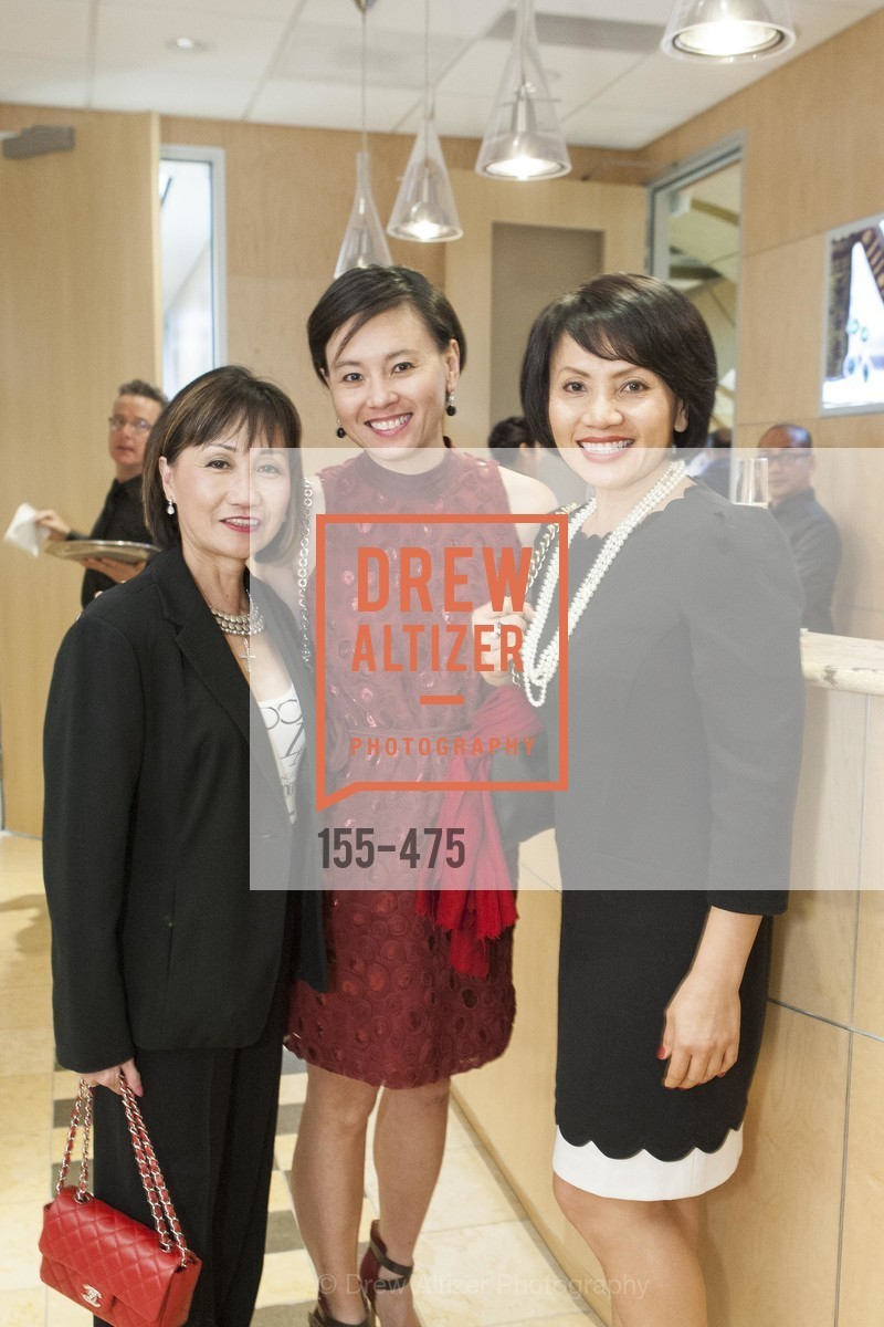 Misa Nguyen, Liz Tran, Lan Tran, RED CROSS Pre-Gala Champagne Reception, US. Stephen Silver Fine Jewelry, 2055 Woodside Road, Redwood City, CA 94061, January 22nd, 2014,Drew Altizer, Drew Altizer Photography, full-service agency, private events, San Francisco photographer, photographer california