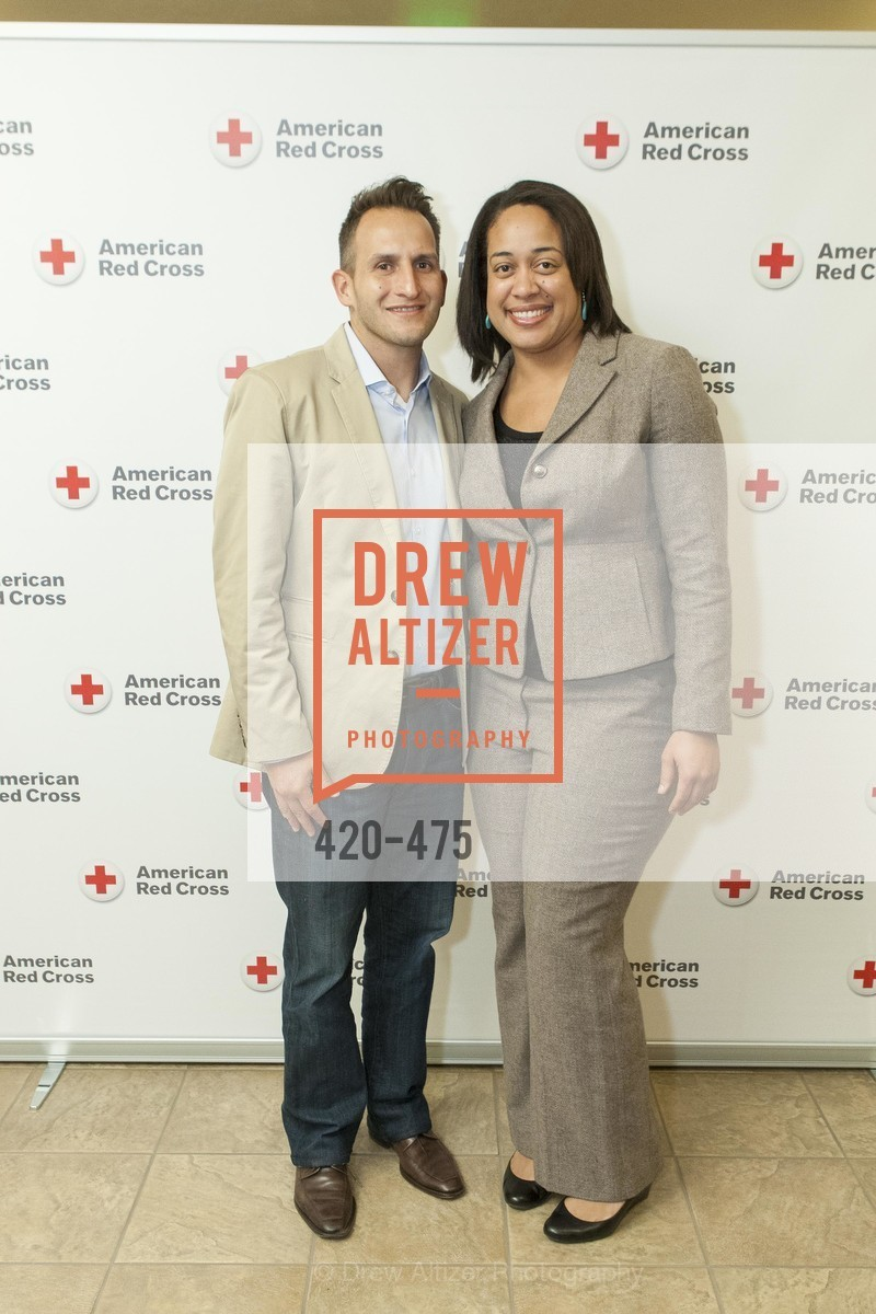 Ricardo Benavidez, Jessica Graham, RED CROSS Pre-Gala Champagne Reception, US. Stephen Silver Fine Jewelry, 2055 Woodside Road, Redwood City, CA 94061, January 22nd, 2014,Drew Altizer, Drew Altizer Photography, full-service agency, private events, San Francisco photographer, photographer california