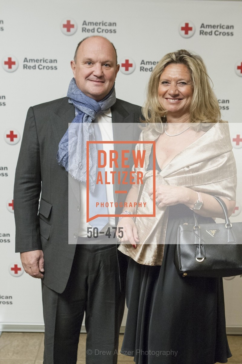Eric Buatois, Florence Buatois, RED CROSS Pre-Gala Champagne Reception, US. Stephen Silver Fine Jewelry, 2055 Woodside Road, Redwood City, CA 94061, January 22nd, 2014,Drew Altizer, Drew Altizer Photography, full-service agency, private events, San Francisco photographer, photographer california
