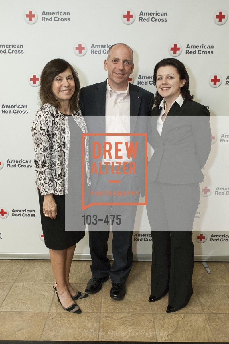 Margot Harrigan, Luke Greeves, Maureen McKenna, RED CROSS Pre-Gala Champagne Reception, US. Stephen Silver Fine Jewelry, 2055 Woodside Road, Redwood City, CA 94061, January 22nd, 2014,Drew Altizer, Drew Altizer Photography, full-service event agency, private events, San Francisco photographer, photographer California