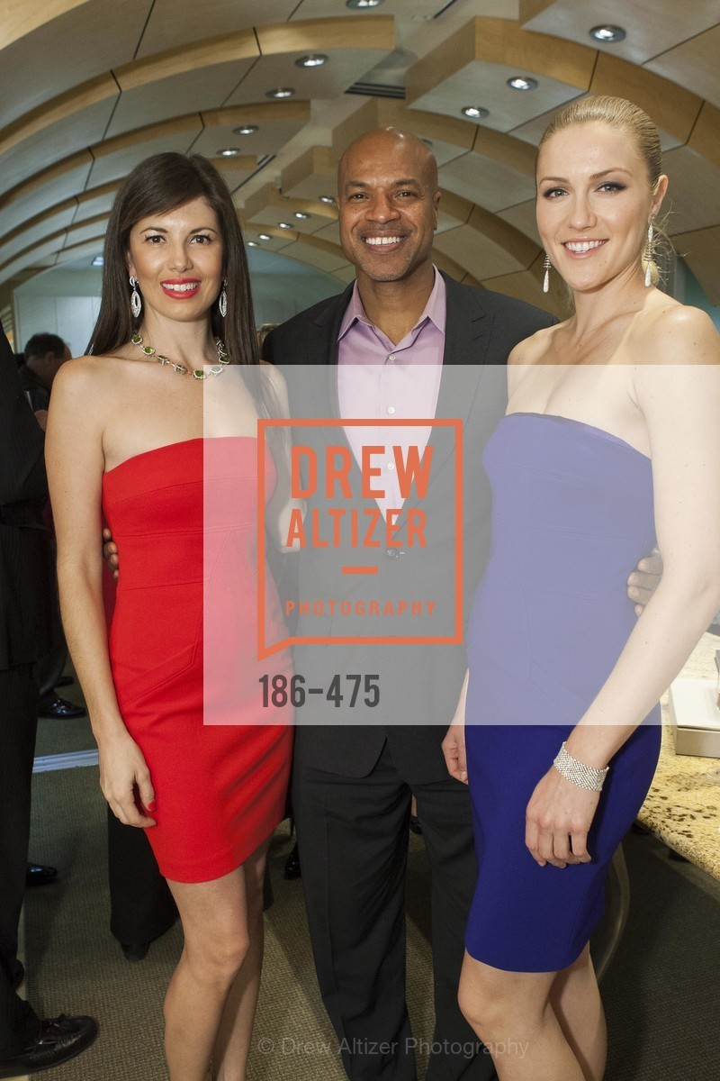 Caroline Toler, Charleston Pierce, Hannah Rose, RED CROSS Pre-Gala Champagne Reception, US. Stephen Silver Fine Jewelry, 2055 Woodside Road, Redwood City, CA 94061, January 22nd, 2014,Drew Altizer, Drew Altizer Photography, full-service agency, private events, San Francisco photographer, photographer california