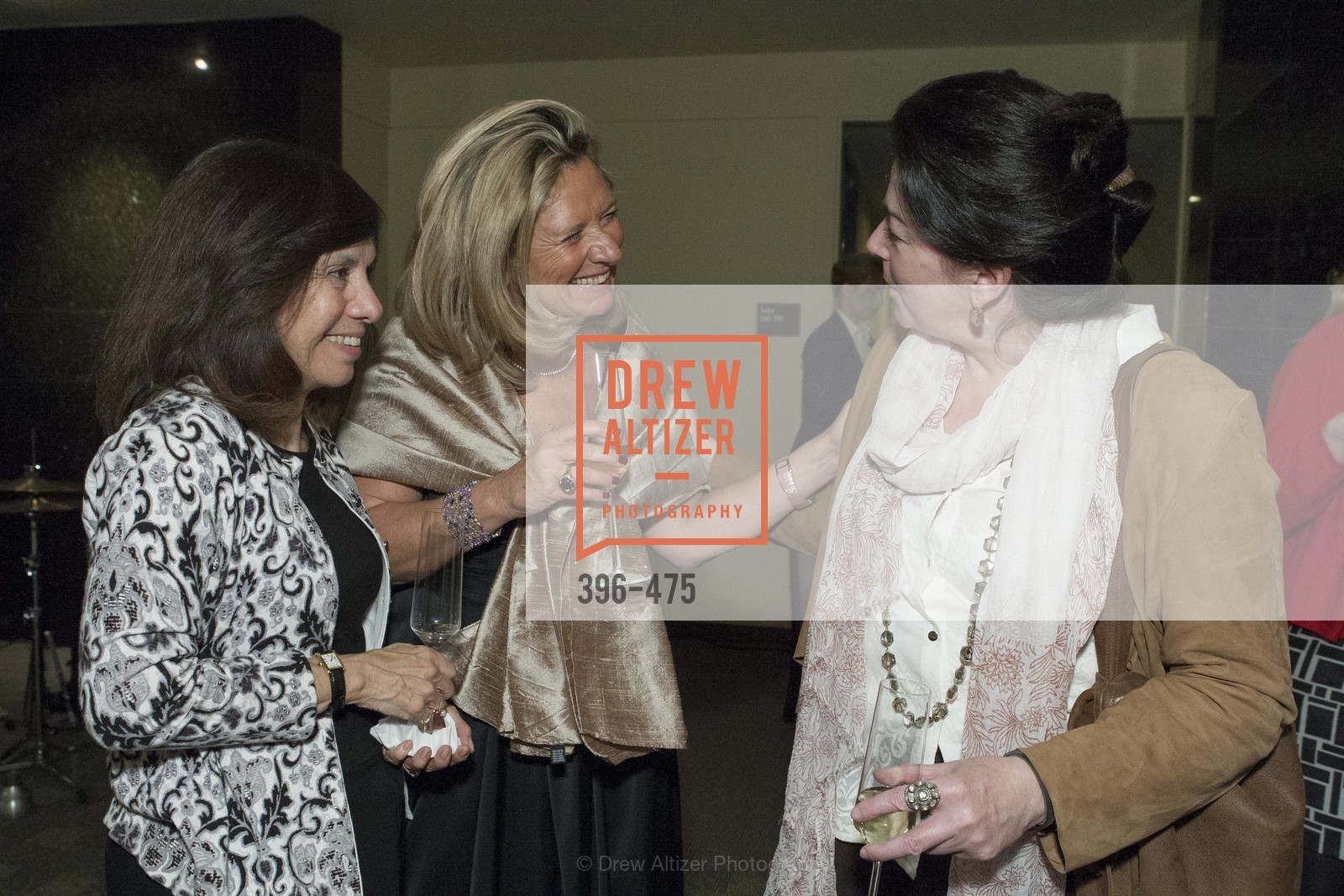 Margot Harrigan, Florence Buatois, Maggie Dinno, RED CROSS Pre-Gala Champagne Reception, US. Stephen Silver Fine Jewelry, 2055 Woodside Road, Redwood City, CA 94061, January 22nd, 2014,Drew Altizer, Drew Altizer Photography, full-service agency, private events, San Francisco photographer, photographer california