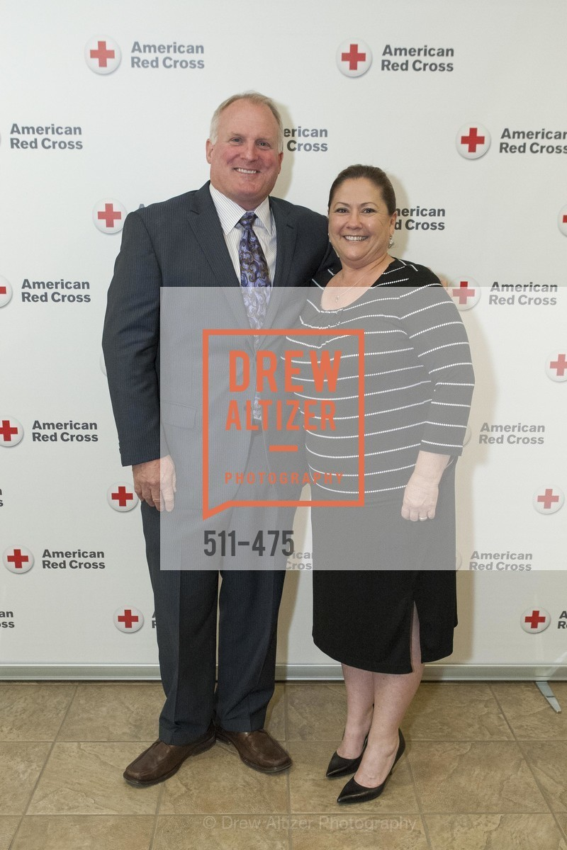 Chris Larkin, Debbie Silveira, RED CROSS Pre-Gala Champagne Reception, US. Stephen Silver Fine Jewelry, 2055 Woodside Road, Redwood City, CA 94061, January 22nd, 2014,Drew Altizer, Drew Altizer Photography, full-service agency, private events, San Francisco photographer, photographer california