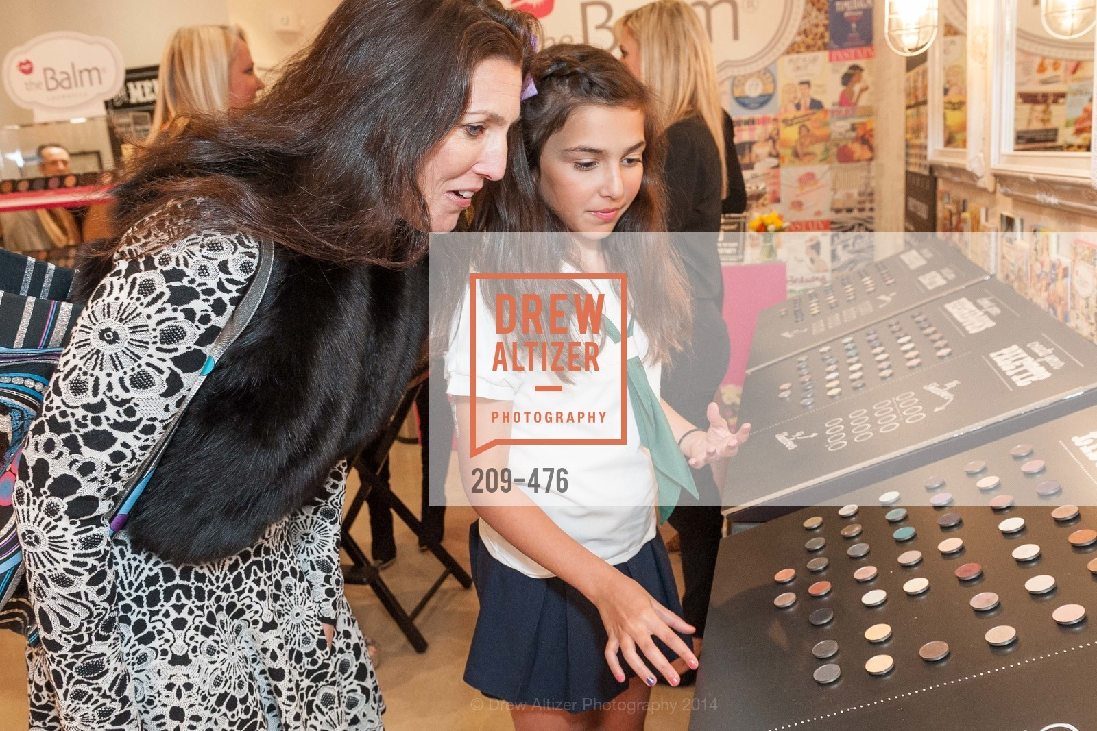 Extras, THE BALM COSMETICS Flagship Store Opening, January 23rd, 2014, Photo,Drew Altizer, Drew Altizer Photography, full-service agency, private events, San Francisco photographer, photographer california