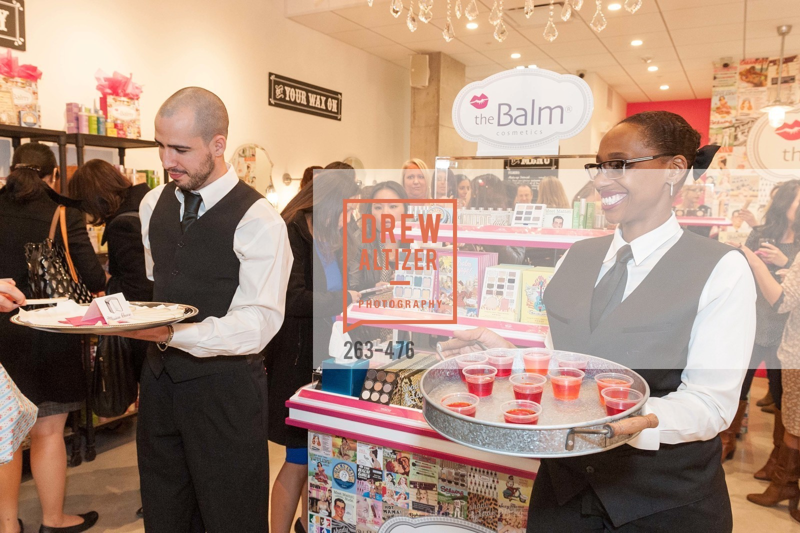 Extras, THE BALM COSMETICS Flagship Store Opening, January 23rd, 2014, Photo,Drew Altizer, Drew Altizer Photography, full-service event agency, private events, San Francisco photographer, photographer California