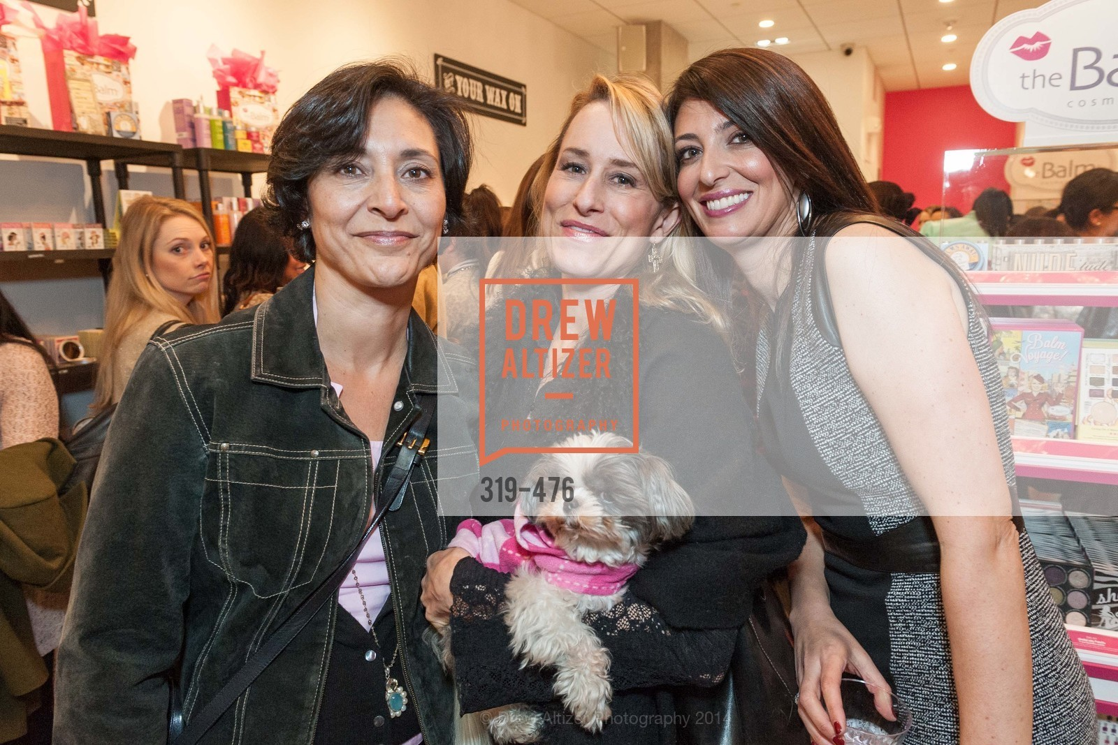 Extras, THE BALM COSMETICS Flagship Store Opening, January 23rd, 2014, Photo