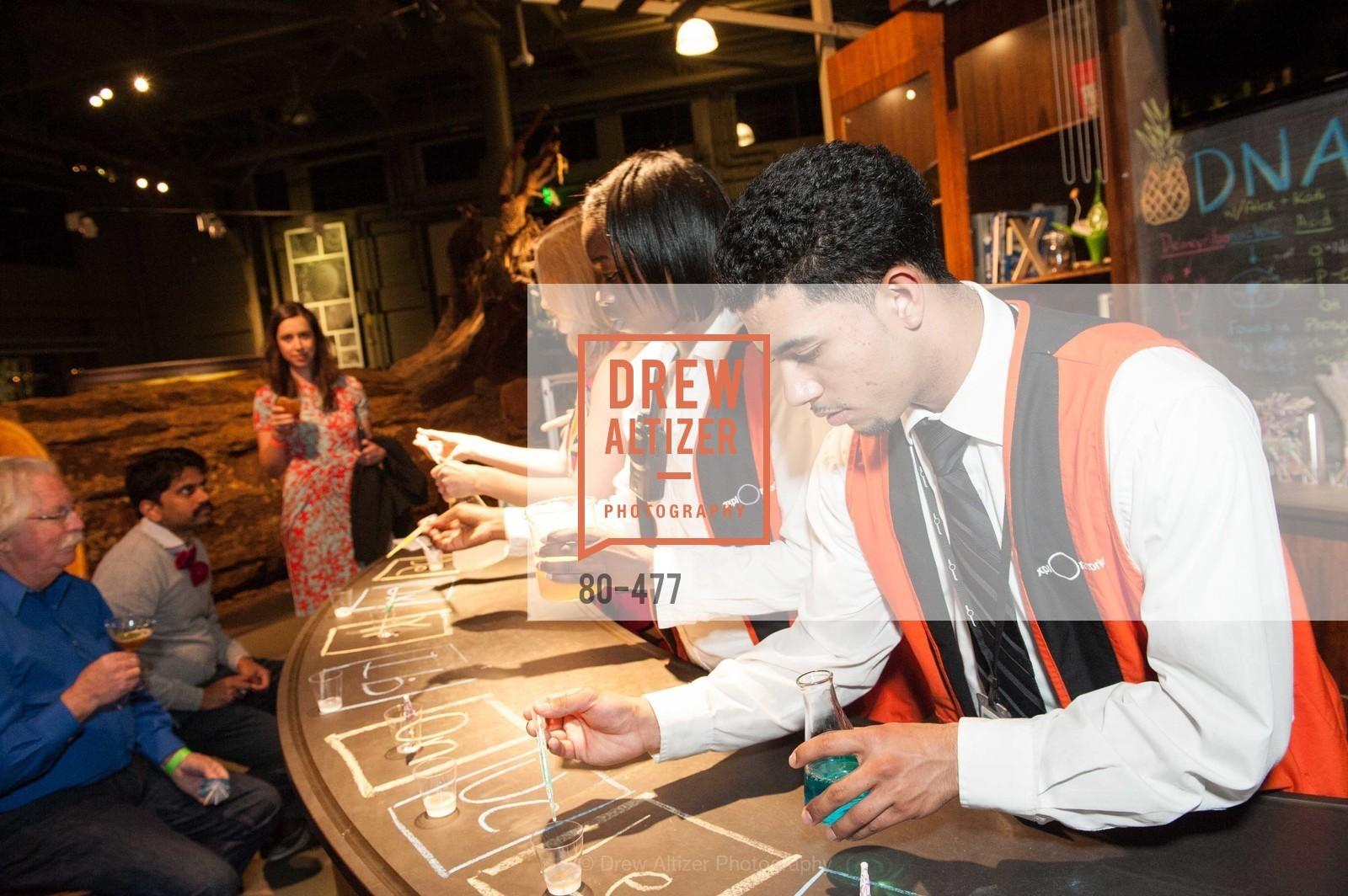 Mohammad Molik, THE EXPLORATORIUM LAB Presents 2014 Science of Cocktails, US. US, January 24th, 2014