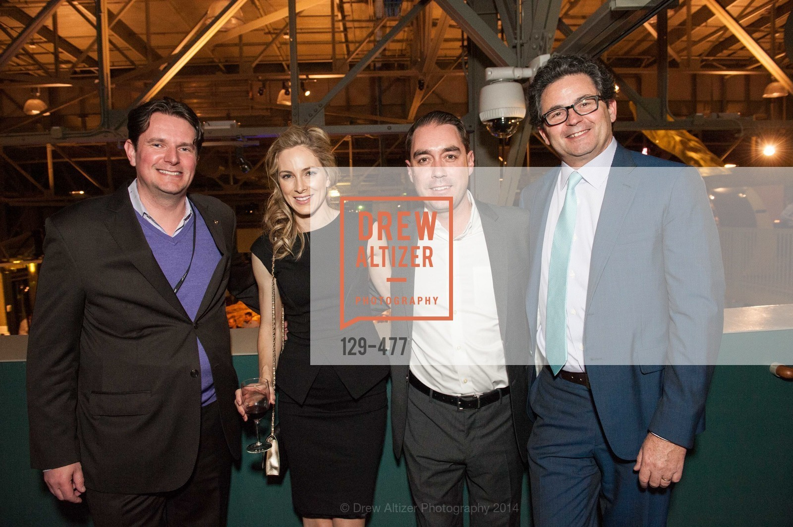 Cyrille Betant, Michelle Lacey, Peter Wilson, George Cogan, THE EXPLORATORIUM LAB Presents 2014 Science of Cocktails, US. US, January 24th, 2014,Drew Altizer, Drew Altizer Photography, full-service agency, private events, San Francisco photographer, photographer california